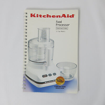 Kitchenaid 9 And 12 Cup Food Processor French Fry Disc 3999