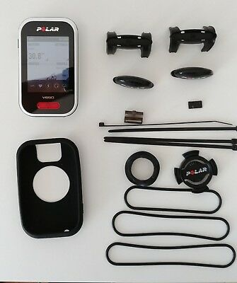 Polar V650 + cadence and speed sensors