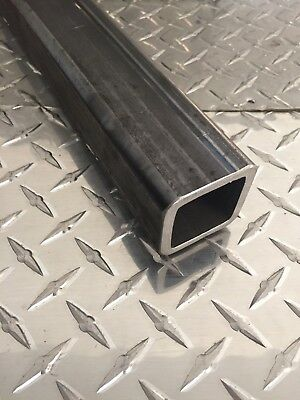 "2"" x 2"" x 1/4"" Hot Rolled Steel Square Tubing x 12"" Long"