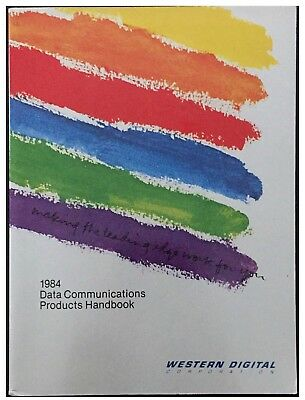 Western Digital, Data Communication Products Handbook 1984
