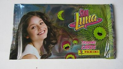 Panini Soy Luna Trading Cards24 Booster mit je 5 Karten