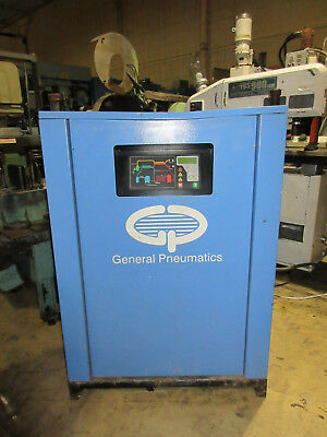 General Pneumatics Refrigerated Air Dryer Model Tkf500A