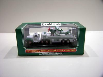 2012 Hess Mini Truck & Airplane - Blowout Sale!