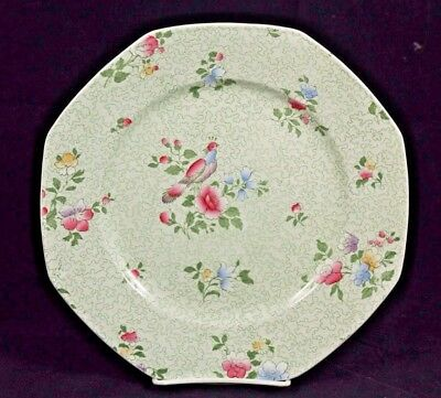 Antique Dinner Plates Wessex by Winkle F 8580 England Dinnerware Collectible 4