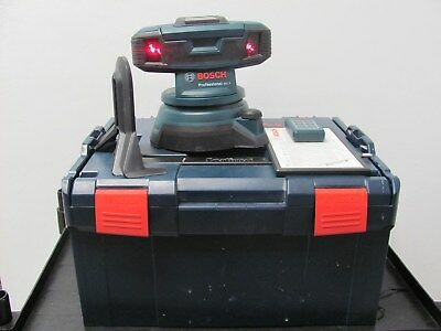 Bosch GSL 2 30ft Self Leveling Surface Laser Alignment GSL2