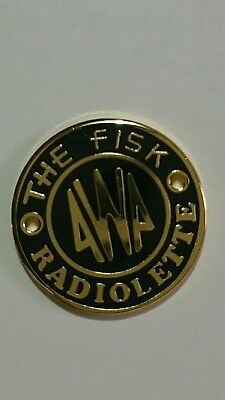 AWA   R48  Empire State Radio Badges! ( HRSA FRIENDLY)
