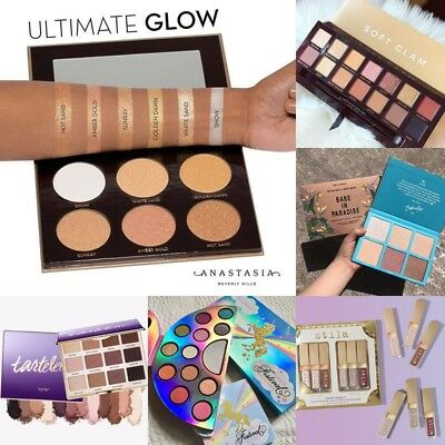 Anastasia Beverly Hills Glow Kit Ultimate Glow Highlighter Palette Makeup Kit