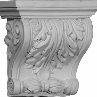Corbel Fireplace Mantle Kitchen Counter Support Bracket Bathroom Entryway Decor