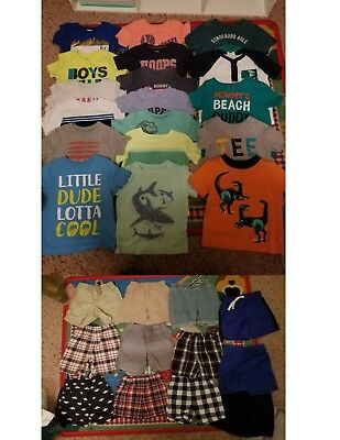 18-24 Month Boys Clothing Summer Lot
