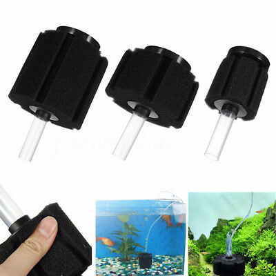Practical Filter Cotton Bio Sponge Filter Aquarium Fish Tank Pond Foam Filter