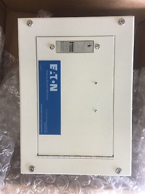 TracKeeper Current Limiting Panel Model TK16-120-7-S w/ (7) 120V Breakers $1000