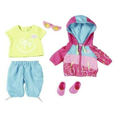 Zapf Creation Baby Born Play and Fun Deluxe Outfit (40-43cm Doll)