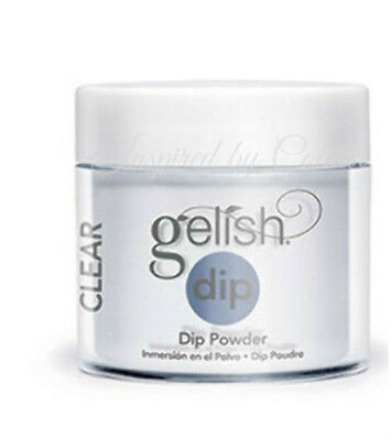 Harmony Gelish Dip System SNS Dipping Powder - CLEAR AS DAY 23g