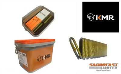 40mm FENCING STAPLES BY KMR WITH FUEL CELLS