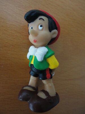 Figur Pinocchio Bully West Germany * Höhe 5,5 cm * Sehr guter Zustand