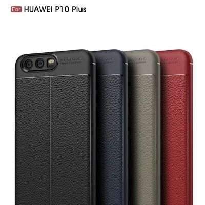 For Huawei P10 Plus Silm Shockproof Silicone Hybrid Case Soft Bumper TPU Cover