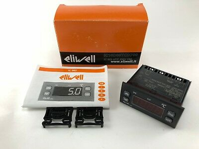 ELIWELL IC16D00TCD700 electronic thermostat IC 902 NTC 230V 15A