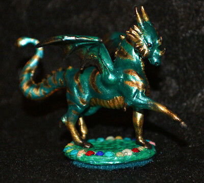 Awesomely Customized Breyer Mini Whinnie Dragon Horse OOAK a Custom TnT pony NEW