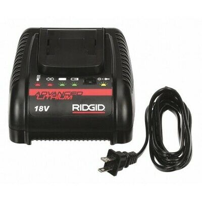 Ridgid 43458 Advanced Li Ion Battery Charger , (18V)