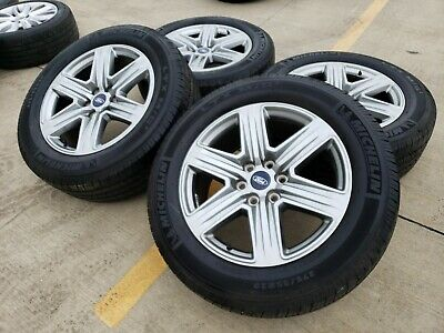 20 Ford F 150 Expedition King Ranch Oem Rims Wheels Tires 10003