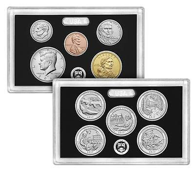 2017-S   Enhanced Uncirculated 10-Coin Set
