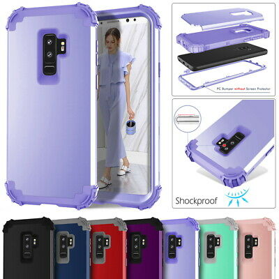 Hybrid Heavy Duty Shockproof Full-Body Protective Case For Samsung S9 Plus Note8