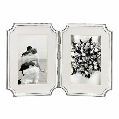 KATE SPADE NEW york Hinged Double Photo Frame - $75.00 | PicClick