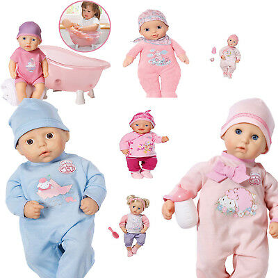 Zapf Creation Mega Auswahl Baby Annabell Puppen
