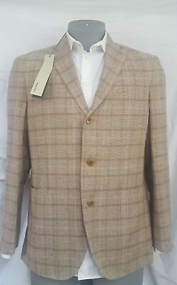 Boglioli Blazer Spring Collection New With Tags $1,575 40US/50italy