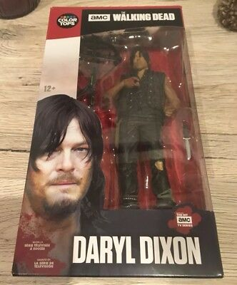 Daryl Dixon Figur McFarlane # 6 Rot - The Walking Dead - AMC - Neu!