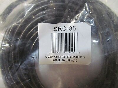 Shakespeare SRC-35 35' marine-grade RG-58 Cable Kit