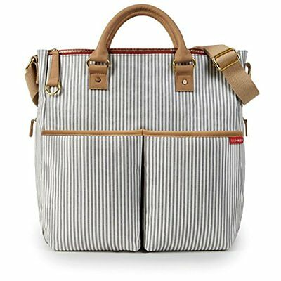Skip Hop Duo Special Edition Diaper Bag, French Stripe - 1367
