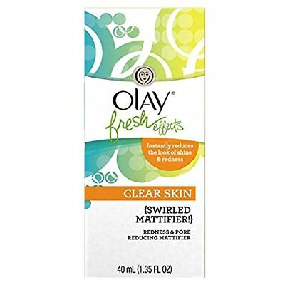 OLAY Fresh Effects Clear Skin Swirled Mattifier Pore Reducer 1.35 OZ