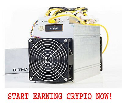 Start Mining with Antminer L3+ 24 Hours SCRYPT Contract 504 MHash/sec Litecoin