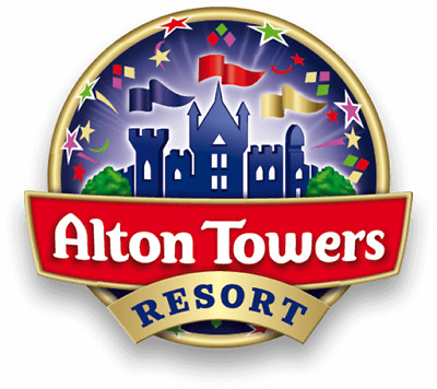 2X Alton towers tickets pick your own date