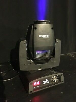 Chauvet Intimidator Spot LED 250 Working DMX Tested Moving Stage Light Fixture