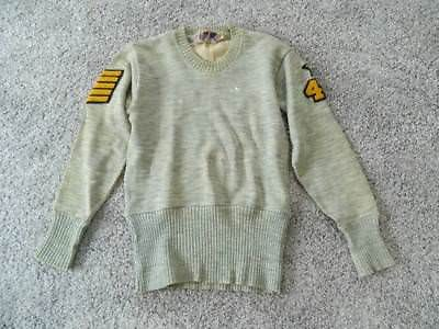 Vtg 20's 30's 40's 50's letterman sweater patches