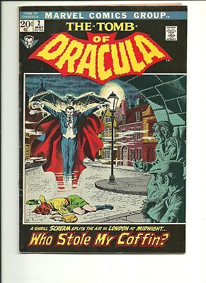 The Tomb Of Dracula # 2