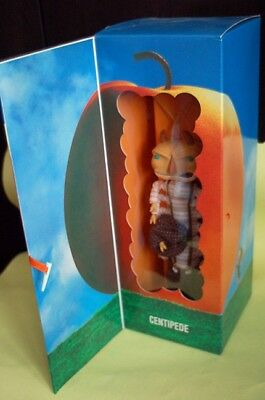 """James and the Giant Peach 11"""" Centipede figure"""
