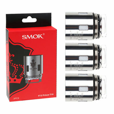 Lot new Smok TFV12 Prince Tank Replacement Coils Q4/X6/T10/M4/ Coils