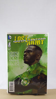 Green Lantern The Lost Army #1 1:25 Ben Oliver Variant Cover Dc Comics 2015