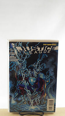 Justice League #35 1:25 Jerry Ordway Variant Cover Dc Comics 2014