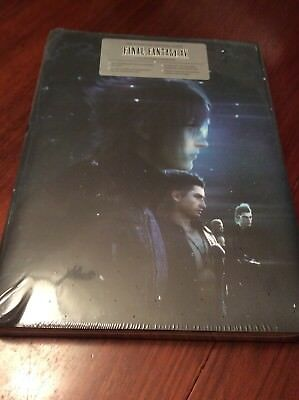 Final Fantasy XV Collectors Edition Strategy Guide w/ dust jacket FF XV