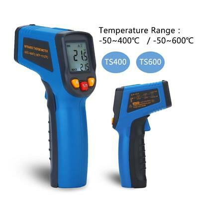 LCD Digital Temperature Gun Non-contact Infrared IR Laser Thermometer Temp Meter
