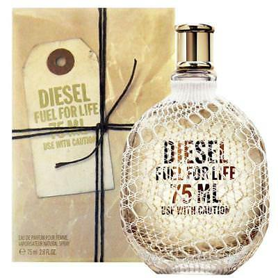 diesel fuel for life 75ml edt pour femme neu in ovp eur. Black Bedroom Furniture Sets. Home Design Ideas