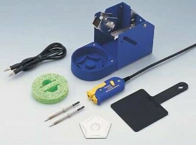 Hakko FM2023-05 Mini Hot Tweezer Conversion Kit | Mini Parallel (Blue/Yellow)