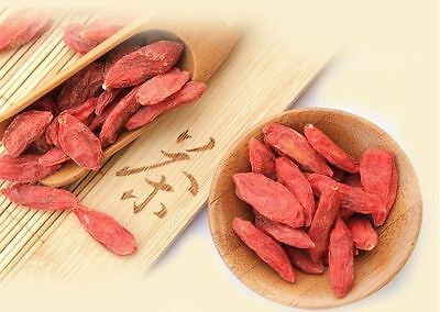 100g Naturel Goji Baies Thé Chinois Goji Goji Berries Tisane Alimentaire Verte 茶