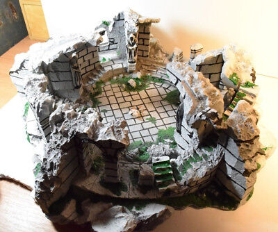 Lord of the Rings Warhammer The Ruined Watchtower of Amon Sul at Weathertop
