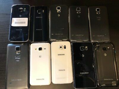 LOT of (10) Samsung Devices...S7, (2) S6, (3) S5 and more with FREE Shipping