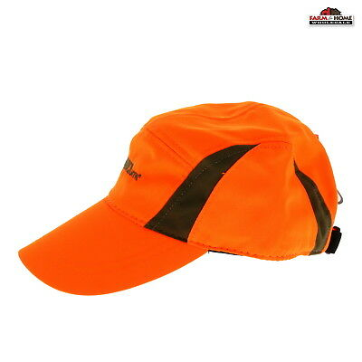 Browning  Cap  Hunting orange  Firearms Embroidered  Hat-Embroidered WW ship